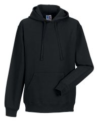 NRG UNISEX PULLOVER HOODIE WITH EMBROIDERED LOGO